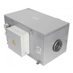 vents z nagrzewnica elektryczna
