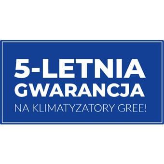 Gwarancja Gree