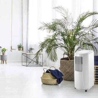 Klimatyzator przenośny Gree Shiny biały